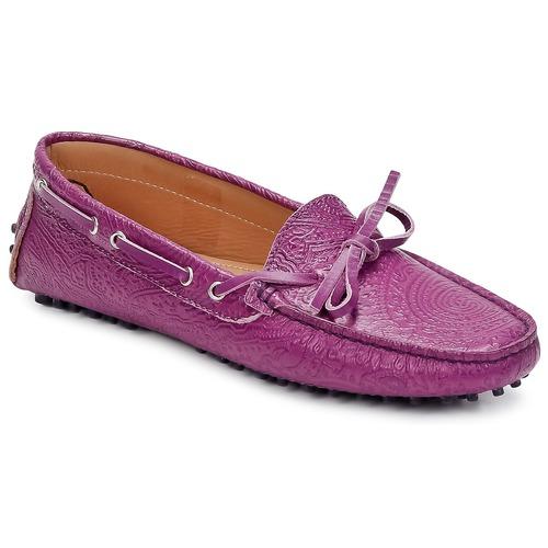 Zapatos de mujer baratos zapatos de mujer Etro MOCASSIN 3773 Violeta - Envío gratis Nueva promoción - Zapatos Mocasín Mujer  Violeta