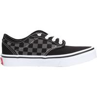 Zapatos Niño Zapatillas bajas Vans - Yt atwood nero/bco VN000KI537L1 NERO