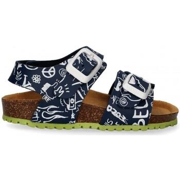 Zapatos Niño Sandalias Garvalin 54897 azul
