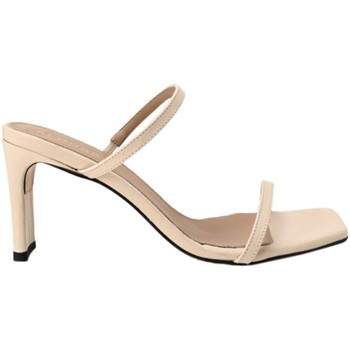 Zapatos Mujer Zuecos (Mules) Alohas Cannes Beige