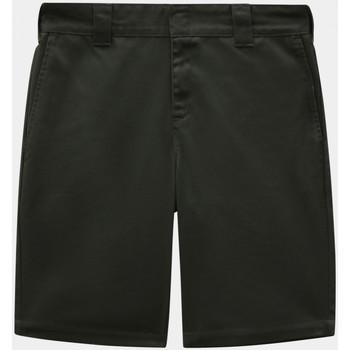 textil Hombre Shorts / Bermudas Dickies Slim fit short Verde
