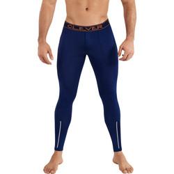 textil Hombre Leggings Clever Calzoncillos largos Newport Azul