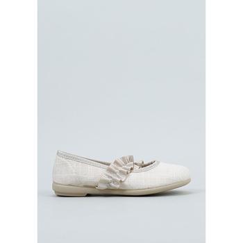 Zapatos Niña Bailarinas-manoletinas Krack  Beige