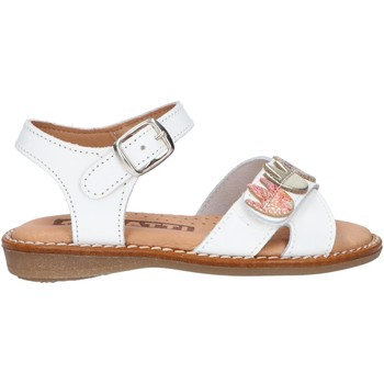 Zapatos Niña Sandalias Garatti AN0098 Blanco