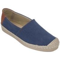 Zapatos Hombre Alpargatas Cbp - Conbuenpie Alpargatas XL de Yute para hombre by CBP Bleu