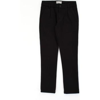textil Niño Pantalones con 5 bolsillos Iceberg PTICE1107J Negro