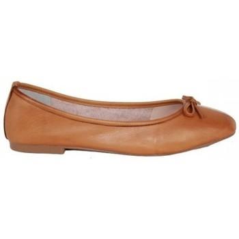 Zapatos Mujer Bailarinas-manoletinas Top3 BAILARINA COMBINADA DE Multicolor