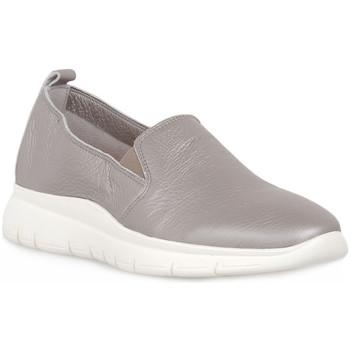 Zapatos Mujer Slip on Frau STEEL DEER Grigio