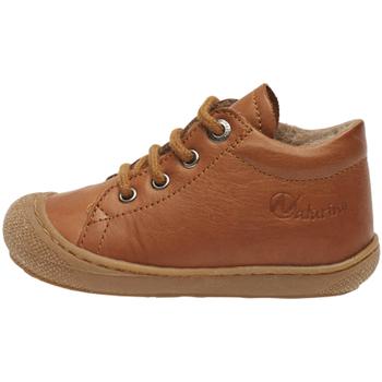 Zapatos Niños Botas de caña baja Naturino 2012889 31 Marrón