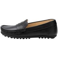 Zapatos Niños Mocasín Naturino 2013960 61 Negro