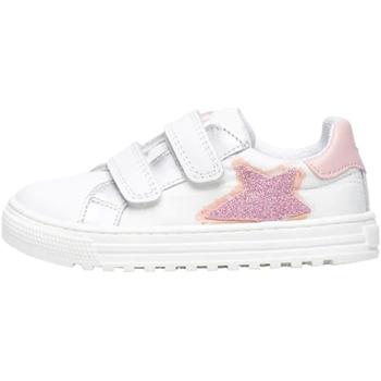 Zapatos Niños Deportivas Moda Naturino 2015163 01 Blanco