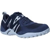 Zapatos Hombre Zapatillas bajas Merrell J598439 Azul
