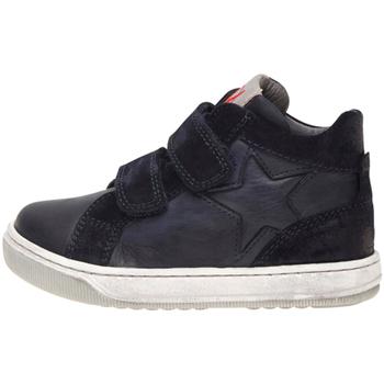 Zapatos Niños Zapatillas altas Naturino 2013057 01 Azul