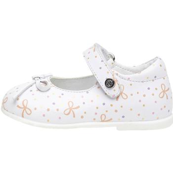 Zapatos Niños Bailarinas-manoletinas Naturino 2012962 23 Blanco
