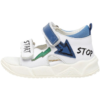 Zapatos Niño Sandalias Falcotto 1500865 01 Blanco