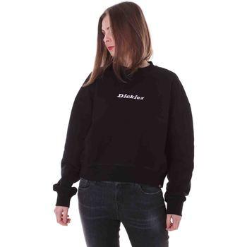 textil Mujer Sudaderas Dickies DK0A4XD1BLK1 Negro