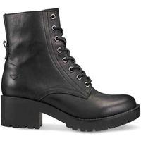 Zapatos Mujer Botas de caña baja Docksteps DSW106100 Negro