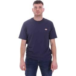 textil Hombre Camisetas manga corta Dickies DK0A4XDBNV01 Azul