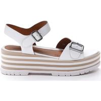 Zapatos Mujer Sandalias Stonefly 213920 Blanco