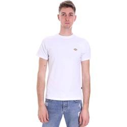 textil Hombre Camisetas manga corta Dickies DK0A4XDAWHX1 Blanco