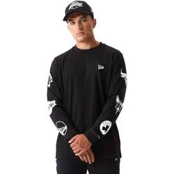 textil Hombre Sudaderas New-Era 12553334 Negro