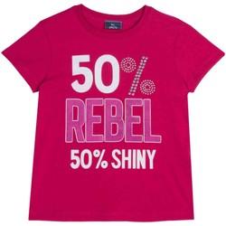 textil Niños Camisetas manga corta Chicco 09067157000000 Rosado