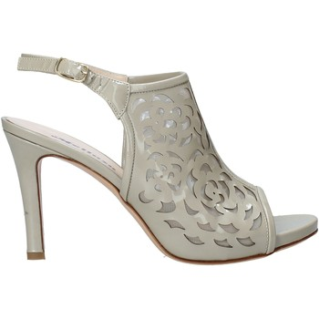 Zapatos Mujer Sandalias Melluso HS825 Beige
