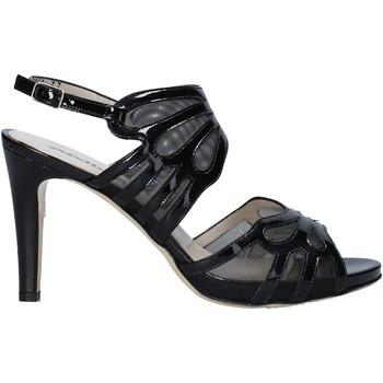 Zapatos Mujer Sandalias Melluso HS845 Negro