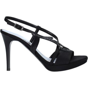 Zapatos Mujer Sandalias Melluso HJ420 Negro