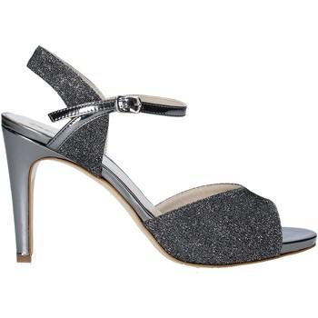 Zapatos Mujer Sandalias Melluso HS853 Gris