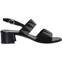 Zapatos Mujer Sandalias Melluso 03129X Negro
