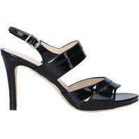 Zapatos Mujer Sandalias Melluso HS830 Negro