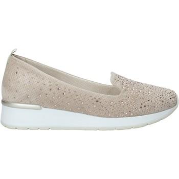 Zapatos Mujer Slip on Melluso HR20021 Beige