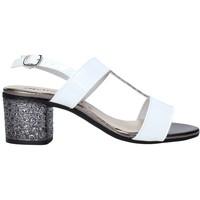 Zapatos Mujer Sandalias Melluso H037095 Blanco