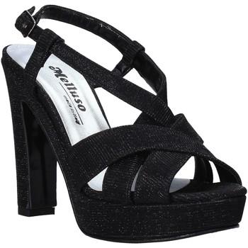 Zapatos Mujer Sandalias Melluso HJ440 Negro