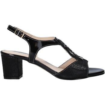 Zapatos Mujer Sandalias Melluso HK95360 Negro