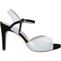 Zapatos Mujer Sandalias Melluso HS853 Negro