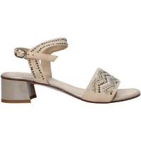 Zapatos Mujer Sandalias Melluso 03132X Beige