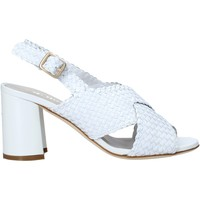 Zapatos Mujer Sandalias Melluso HS536 Blanco