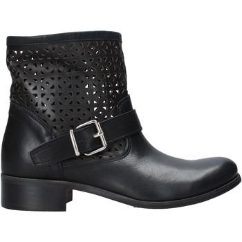 Zapatos Mujer Botas de caña baja Melluso H01400 Negro