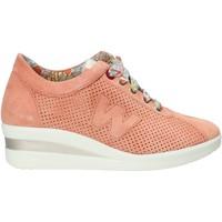 Zapatos Mujer Deportivas Moda Melluso HR20110 Naranja