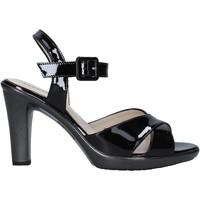 Zapatos Mujer Sandalias Melluso HR50137 Negro