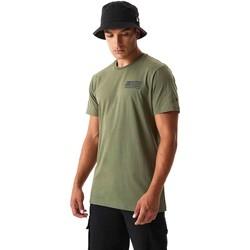 textil Hombre Tops y Camisetas New-Era 12590874 Verde