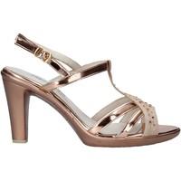 Zapatos Mujer Sandalias Melluso HR50134 Rosado