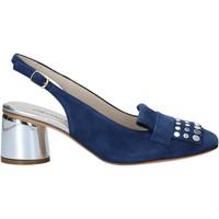 Zapatos Mujer Sandalias Melluso HM108 Azul