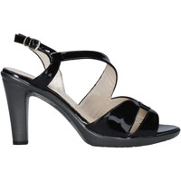 Zapatos Mujer Sandalias Melluso HR50138 Negro