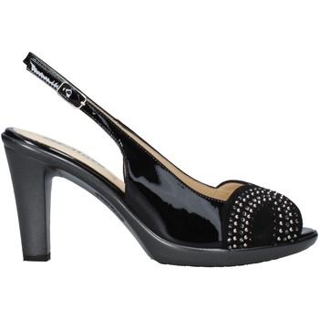 Zapatos Mujer Sandalias Melluso HR50117 Negro