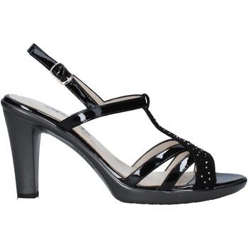 Zapatos Mujer Sandalias Melluso HR50134 Negro