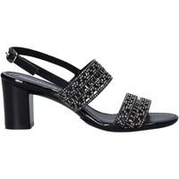 Zapatos Mujer Sandalias Melluso 03131X Negro