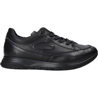 Zapatos Hombre Deportivas Moda Alberto Guardiani AGM004804 Negro